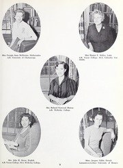 Abbot Academy - Circle Yearbook (Andover, MA) online yearbook collection, 1960 Edition, Page 13