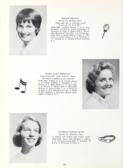 Abbot Academy - Circle Yearbook (Andover, MA) online yearbook collection, 1960 Edition, Page 20