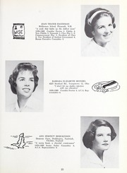 Abbot Academy - Circle Yearbook (Andover, MA) online yearbook collection, 1960 Edition, Page 27
