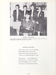 Abbot Academy - Circle Yearbook (Andover, MA) online yearbook collection, 1960 Edition, Page 44