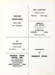Abbot Academy - Circle Yearbook (Andover, MA) online yearbook collection, 1960 Edition, Page 86
