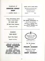 Abbot Academy - Circle Yearbook (Andover, MA) online yearbook collection, 1960 Edition, Page 91