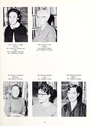 Abbot Academy - Circle Yearbook (Andover, MA) online yearbook collection, 1961 Edition, Page 13