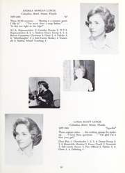 Abbot Academy - Circle Yearbook (Andover, MA) online yearbook collection, 1961 Edition, Page 37