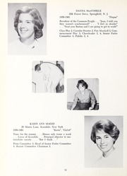 Abbot Academy - Circle Yearbook (Andover, MA) online yearbook collection, 1961 Edition, Page 38