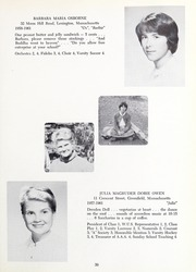 Abbot Academy - Circle Yearbook (Andover, MA) online yearbook collection, 1961 Edition, Page 43