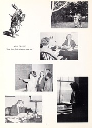 Abbot Academy - Circle Yearbook (Andover, MA) online yearbook collection, 1961 Edition, Page 8