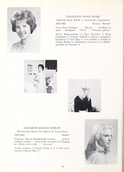 Abbot Academy - Circle Yearbook (Andover, MA) online yearbook collection, 1962 Edition, Page 22