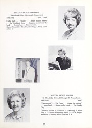 Abbot Academy - Circle Yearbook (Andover, MA) online yearbook collection, 1962 Edition, Page 43