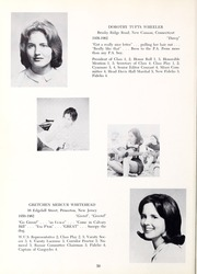 Abbot Academy - Circle Yearbook (Andover, MA) online yearbook collection, 1962 Edition, Page 54