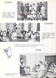 Abbot Academy - Circle Yearbook (Andover, MA) online yearbook collection, 1962 Edition, Page 68 of 108