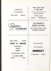Abbot Academy - Circle Yearbook (Andover, MA) online yearbook collection, 1962 Edition, Page 88