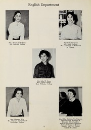 Abbot Academy - Circle Yearbook (Andover, MA) online yearbook collection, 1963 Edition, Page 12