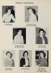 Abbot Academy - Circle Yearbook (Andover, MA) online yearbook collection, 1963 Edition, Page 14
