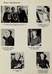 Abbot Academy - Circle Yearbook (Andover, MA) online yearbook collection, 1963 Edition, Page 16