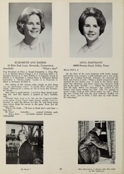 Abbot Academy - Circle Yearbook (Andover, MA) online yearbook collection, 1963 Edition, Page 34