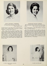 Abbot Academy - Circle Yearbook (Andover, MA) online yearbook collection, 1963 Edition, Page 50