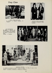 Abbot Academy - Circle Yearbook (Andover, MA) online yearbook collection, 1963 Edition, Page 64