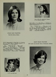 Abbot Academy - Circle Yearbook (Andover, MA) online yearbook collection, 1964 Edition, Page 51