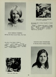 Abbot Academy - Circle Yearbook (Andover, MA) online yearbook collection, 1964 Edition, Page 54
