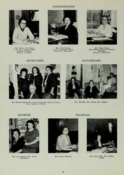 Abbot Academy - Circle Yearbook (Andover, MA) online yearbook collection, 1965 Edition, Page 12