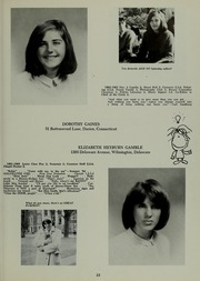 Abbot Academy - Circle Yearbook (Andover, MA) online yearbook collection, 1965 Edition, Page 27