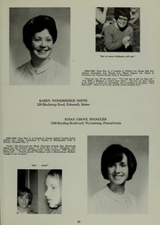 Abbot Academy - Circle Yearbook (Andover, MA) online yearbook collection, 1965 Edition, Page 43