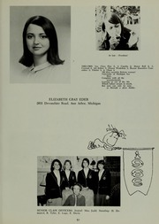 Abbot Academy - Circle Yearbook (Andover, MA) online yearbook collection, 1965 Edition, Page 55