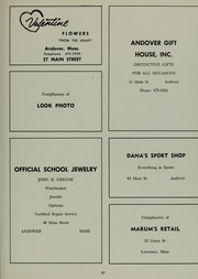 Abbot Academy - Circle Yearbook (Andover, MA) online yearbook collection, 1965 Edition, Page 91
