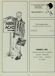 Abbot Academy - Circle Yearbook (Andover, MA) online yearbook collection, 1966 Edition, Page 102