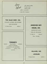 Abbot Academy - Circle Yearbook (Andover, MA) online yearbook collection, 1966 Edition, Page 106