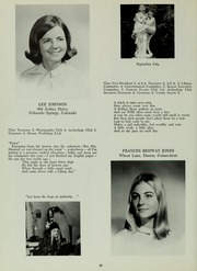 Abbot Academy - Circle Yearbook (Andover, MA) online yearbook collection, 1966 Edition, Page 34