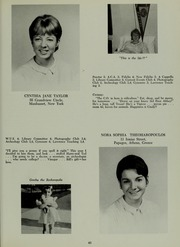 Abbot Academy - Circle Yearbook (Andover, MA) online yearbook collection, 1966 Edition, Page 47