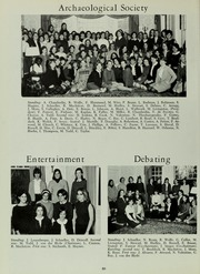 Abbot Academy - Circle Yearbook (Andover, MA) online yearbook collection, 1966 Edition, Page 84