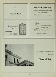 Abbot Academy - Circle Yearbook (Andover, MA) online yearbook collection, 1968 Edition, Page 116