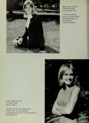 Abbot Academy - Circle Yearbook (Andover, MA) online yearbook collection, 1968 Edition, Page 38