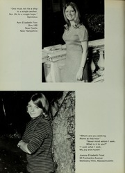 Abbot Academy - Circle Yearbook (Andover, MA) online yearbook collection, 1968 Edition, Page 46