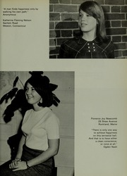 Abbot Academy - Circle Yearbook (Andover, MA) online yearbook collection, 1968 Edition, Page 55