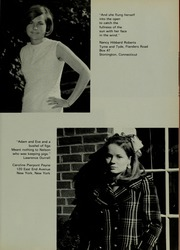 Abbot Academy - Circle Yearbook (Andover, MA) online yearbook collection, 1968 Edition, Page 57