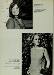 Abbot Academy - Circle Yearbook (Andover, MA) online yearbook collection, 1968 Edition, Page 58