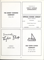 Abbot Academy - Circle Yearbook (Andover, MA) online yearbook collection, 1969 Edition, Page 135