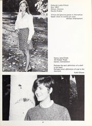 Abbot Academy - Circle Yearbook (Andover, MA) online yearbook collection, 1969 Edition, Page 51