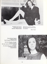 Abbot Academy - Circle Yearbook (Andover, MA) online yearbook collection, 1969 Edition, Page 73