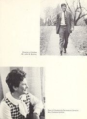 Abbot Academy - Circle Yearbook (Andover, MA) online yearbook collection, 1970 Edition, Page 11