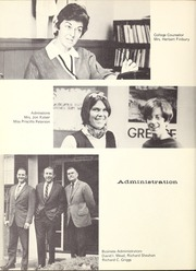 Abbot Academy - Circle Yearbook (Andover, MA) online yearbook collection, 1970 Edition, Page 12