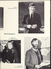 Abbot Academy - Circle Yearbook (Andover, MA) online yearbook collection, 1970 Edition, Page 19