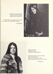 Abbot Academy - Circle Yearbook (Andover, MA) online yearbook collection, 1970 Edition, Page 37