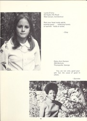 Abbot Academy - Circle Yearbook (Andover, MA) online yearbook collection, 1970 Edition, Page 47