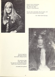 Abbot Academy - Circle Yearbook (Andover, MA) online yearbook collection, 1970 Edition, Page 55