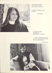 Abbot Academy - Circle Yearbook (Andover, MA) online yearbook collection, 1970 Edition, Page 57